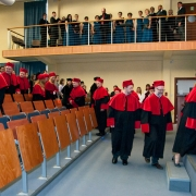 The Inauguration of the Academic Year 2015/2016